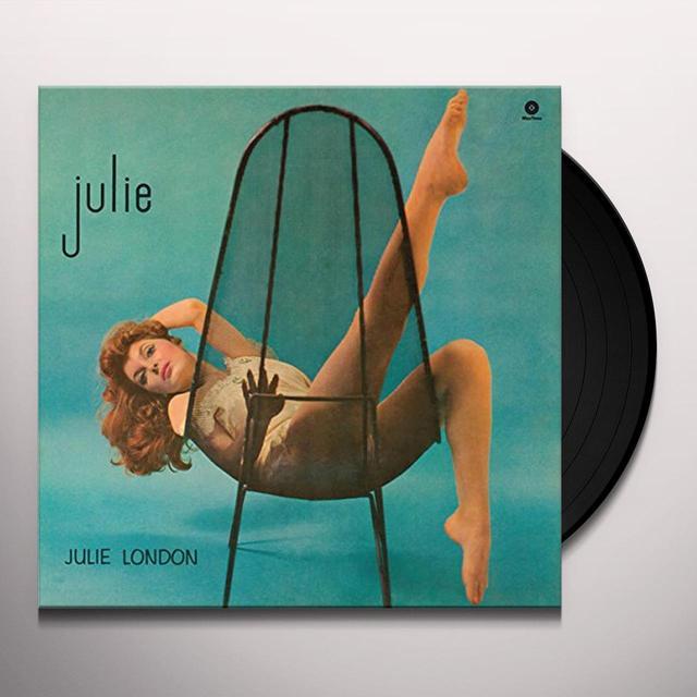 Julie London JULIE Vinyl Record - Spain Import