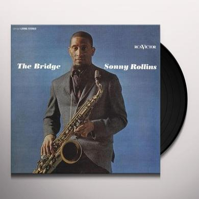 Sonny Rollins BRIDGE Vinyl Record - Spain Import