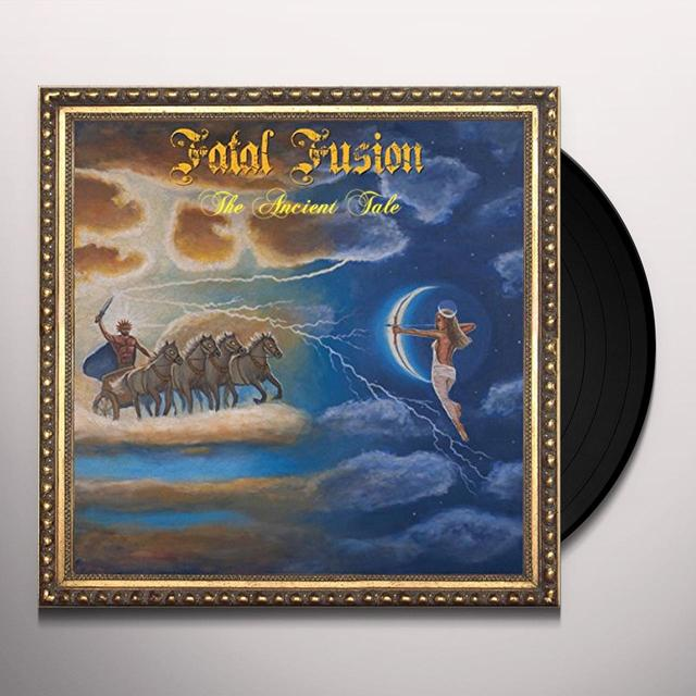 FATAL FUSION ANCIENT TALE Vinyl Record - UK Release