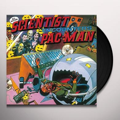 Scientist ENCOUNTERS PAC-MAN AT CHANNEL ONE (UK) (Vinyl)