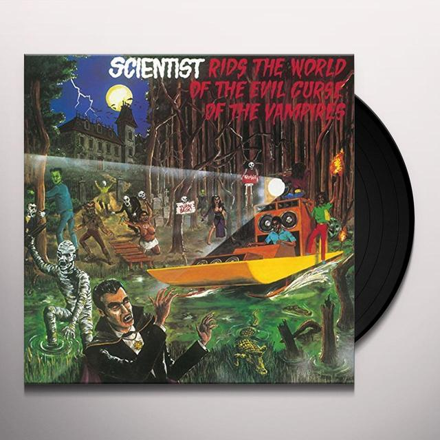 Scientist RIDS THE WORLD OF THE EVIL CURSE OF THE VAMPIRES (Vinyl)