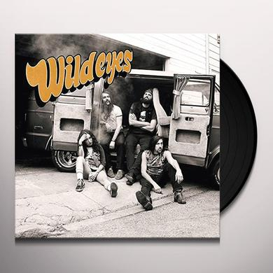WILD EYES ABOVE BECOMES BELOW Vinyl Record - UK Import