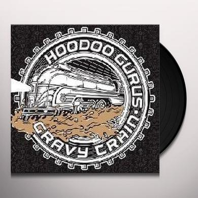 Hoodoo Gurus GRAVY TRAIN Vinyl Record
