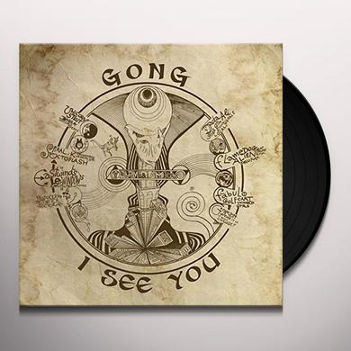 Gong I SEE YOU Vinyl Record - UK Import