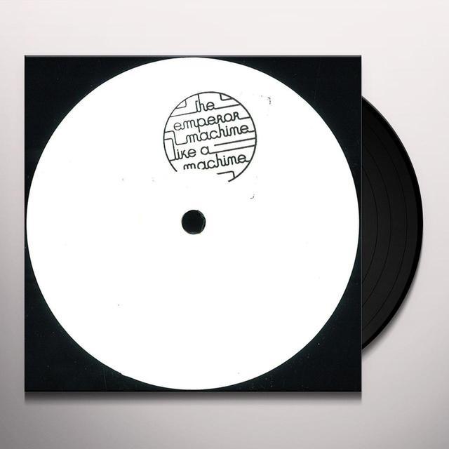Emperor Machine POP THE LID Vinyl Record