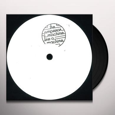 Emperor Machine POP THE LID Vinyl Record - UK Import
