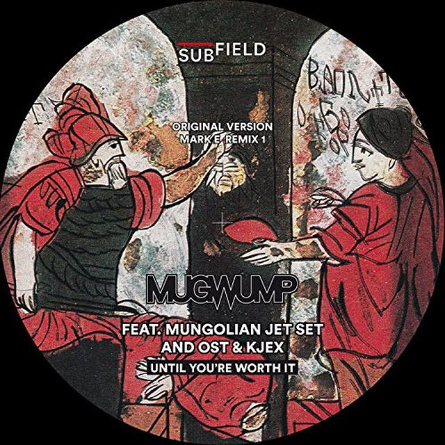Mugwump UNTIL YOU'RE WORTH IT Vinyl Record - UK Import