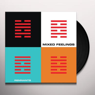 MIXED FEELINGS REMNANTS Vinyl Record - Limited Edition, 180 Gram Pressing, Remastered