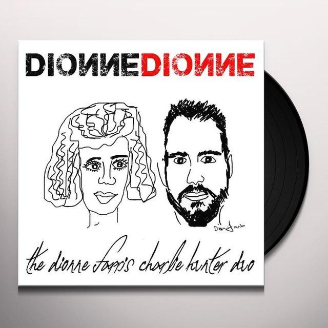 Dionne Farris / Charlie Hunter DIONNEDIONNE Vinyl Record