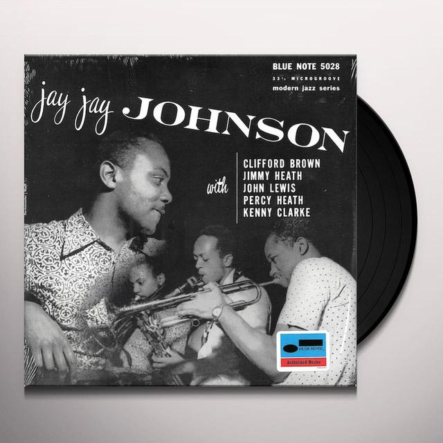 J.J. Johnson JAY JAY JOHNSON Vinyl Record