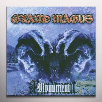 Grand Magus MONUMENT   (DLI) Vinyl Record - Colored Vinyl, 180 Gram Pressing