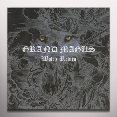 Grand Magus WOLF'S RETURN   (DLI) Vinyl Record - Colored Vinyl, 180 Gram Pressing