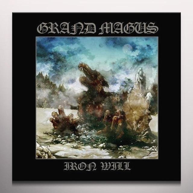 Grand Magus IRON WILL Vinyl Record