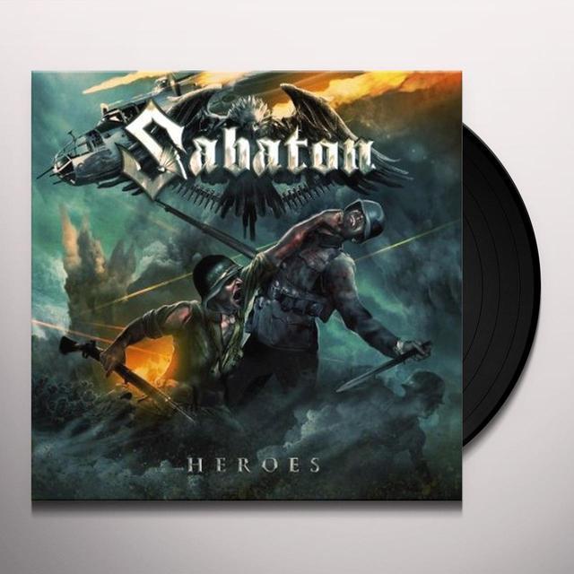 Sabaton HEROES Vinyl Record