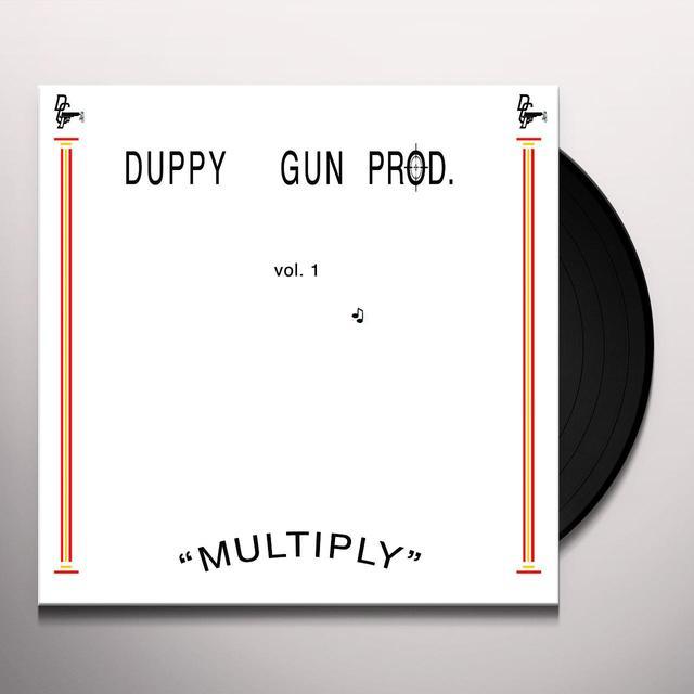 MULTIPLY: DUPPY GUN PRODUCTIONS VOL 1 / VARIOUS Vinyl Record