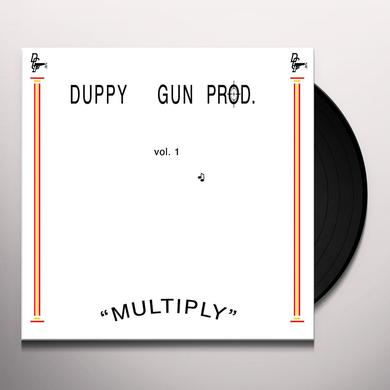 MULTIPLY: DUPPY GUN PRODUCTIONS VOL 1 / VARIOUS Vinyl Record