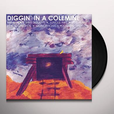 DIGGIN' IN A COLEMINE / VARIOUS Vinyl Record
