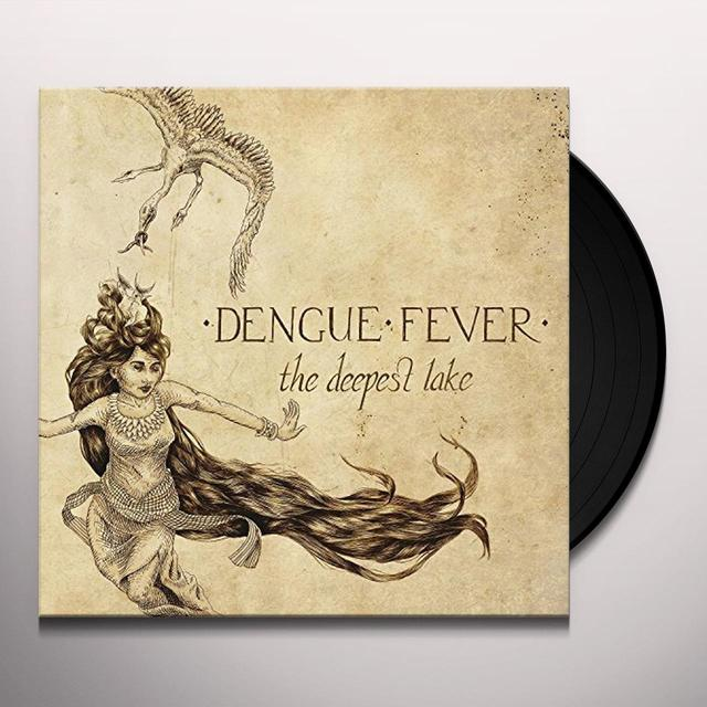 Dengue Fever DEEPEST LAKE (UK) (Vinyl)