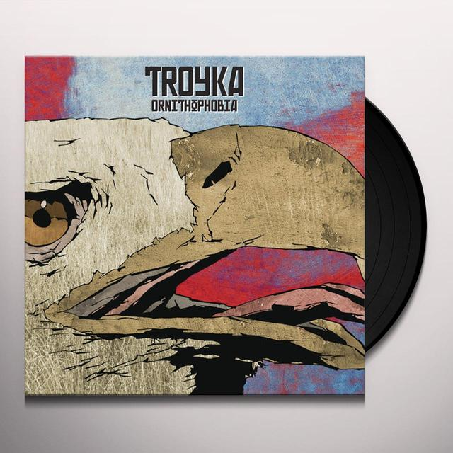 TROYKA ORNITHOPHOBIA (UK) (Vinyl)