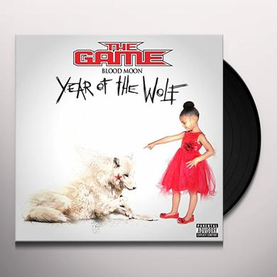 The Game BLOOD MOON: YEAR OF THE WOLF Vinyl Record