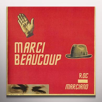 Roc Marciano MARCI BEAUCOUP Vinyl Record - Colored Vinyl