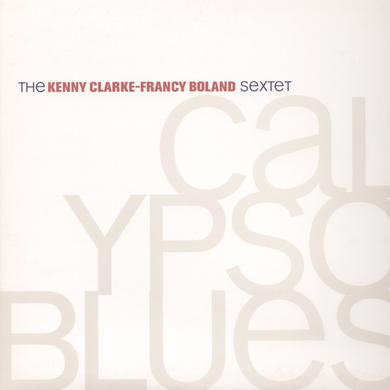 Kenny Clarke & Francy Boland CALYPSO BLUES Vinyl Record