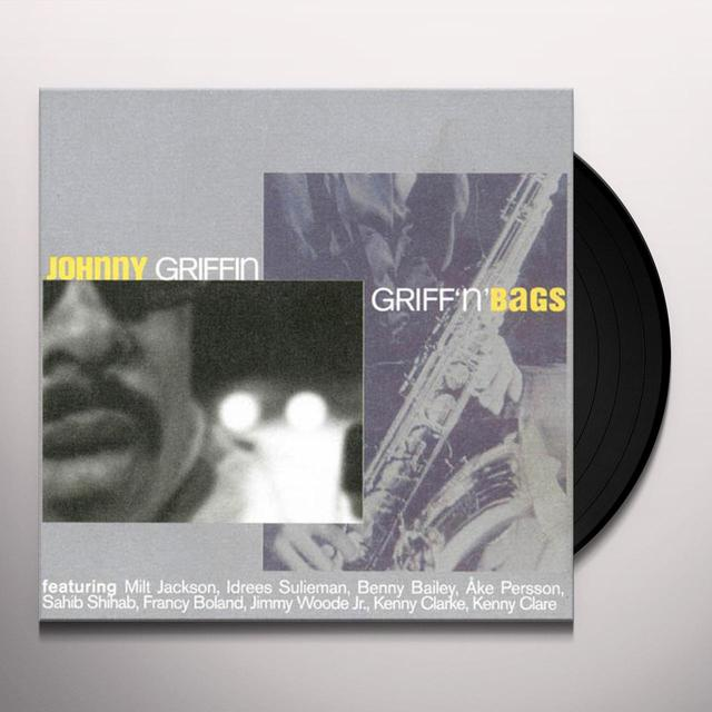 Johnny Griffin GRIFFN BAGS Vinyl Record