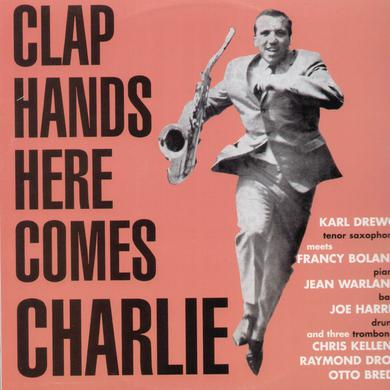 Karl Drewo CLAP HANDS HERE COMES CHARLIE Vinyl Record