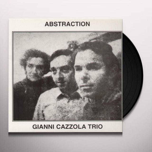 Gianni Cazzola ABSTRACTION Vinyl Record