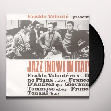 ERALDO VOLONTE' QUARTET JAZZ (NOW) IN ITALY Vinyl Record