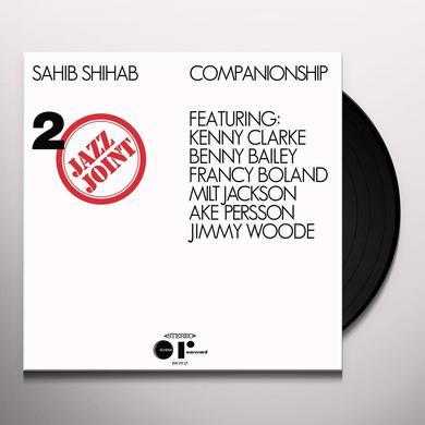 Sahib Shihab COMPANIONSHIP Vinyl Record