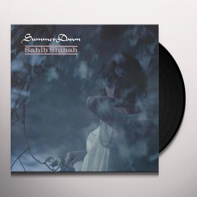 Sahib Shihab SUMMER DAWN Vinyl Record
