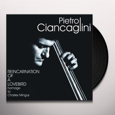 Pietro Ciancaglini REINCARNATION OF A LOVEBIRD Vinyl Record