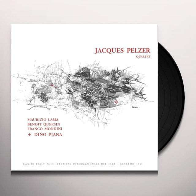 JACQUES PELZER QRT Vinyl Record