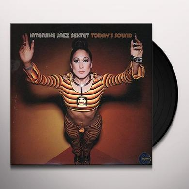INTENSIVE JAZZ TODAYS SOUND Vinyl Record