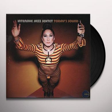 INTENSIVE JAZZ TODAYS SOUND Vinyl Record