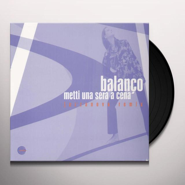Balanco METTI UNA SERA A CENA METTI Vinyl Record