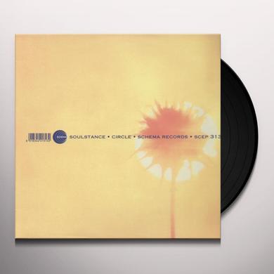 Soulstance CIRCLE CIRCLE Vinyl Record