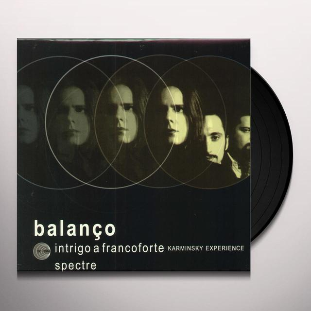 Balanco INTRIGO A FRANCOFORTE SPECTRE Vinyl Record