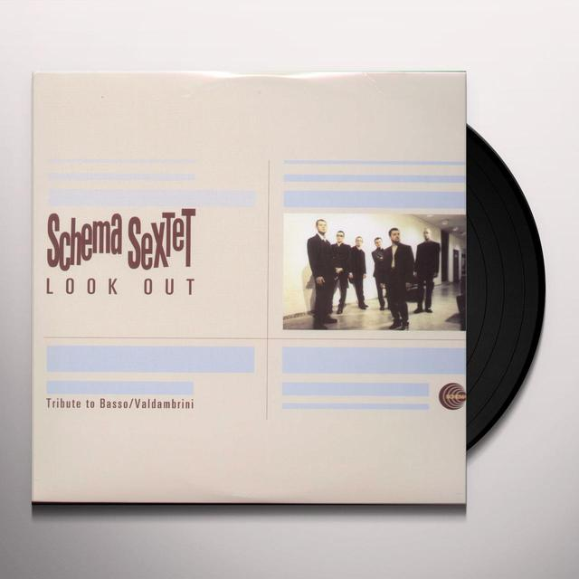 SCHEMA SEXTET LOOK OUT Vinyl Record