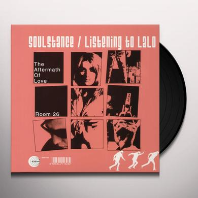 Soulstance LISTENING TO LALO Vinyl Record