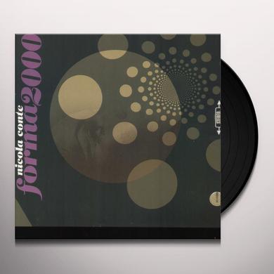 Nicola Conte FORMA 2000 JAZZ POUR DADINE Vinyl Record