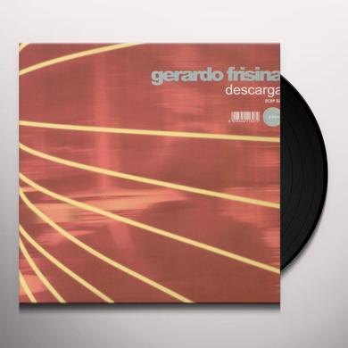 Gerardo Frisina DESCARGA DESCARGA Vinyl Record