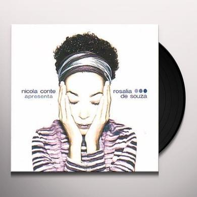 Rosalia De Souza GAROTA MODERNA Vinyl Record