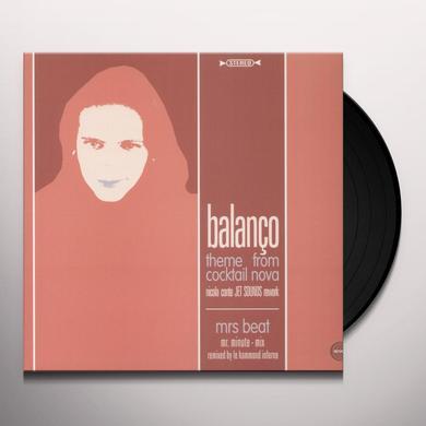Balanco THEME FROM COCKTAIL NOVA MRS Vinyl Record