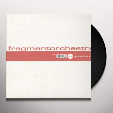 Fragment Orchestra SECTION ONE-CARIOCA Vinyl Record