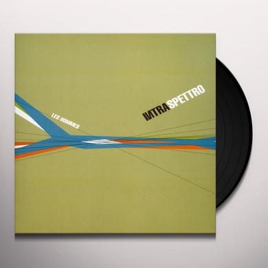 Les Hommes INTRASPETTRO POUSADA DO AMOR Vinyl Record