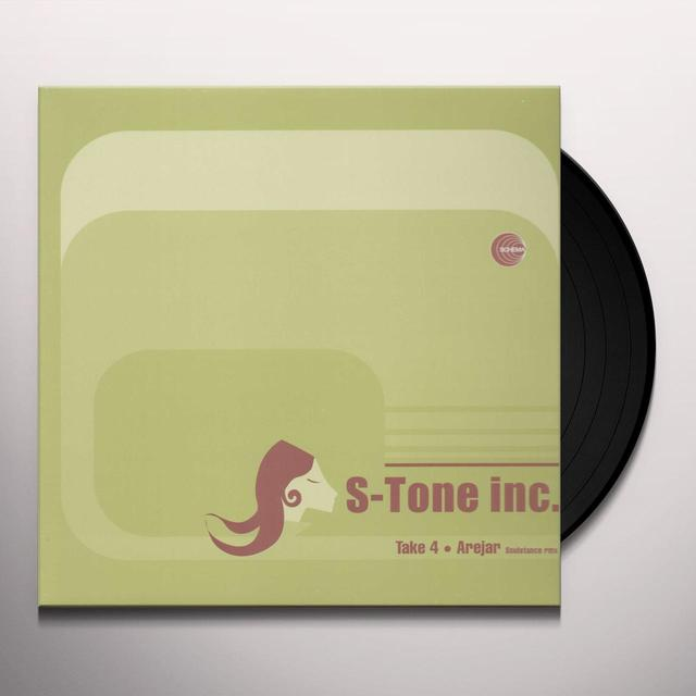 S-Tone Inc TAKE 4 AREJAR Vinyl Record