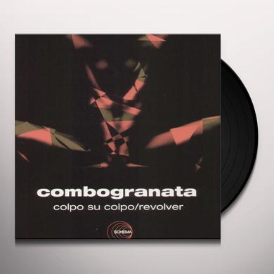 Combo Granata COLPO SU COLPO REVOLVER Vinyl Record