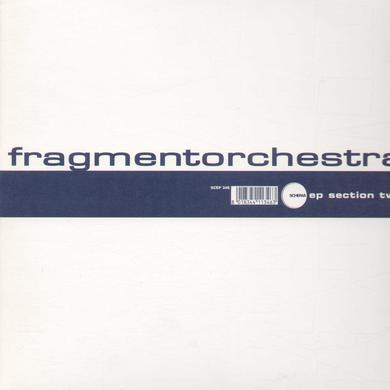 Fragment Orchestra SECTION TWO Vinyl Record